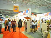 Vietnam Expo 2017 promotes new products for 2018