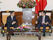 Mongolian Ambassador affirms to promote relations with Vietnam