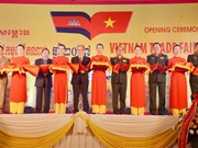 Vietnam trade fair begins in Cambodia