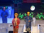 Show features traditional Vietnamese, Korean costumes in HCM City