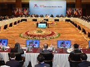 13th ASEM Foreign Ministers' Meeting kicks off in Myanmar