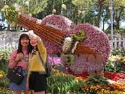 Da Lat Flower Festival to be organised from December 23-27