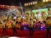 Khmer ethnic culture festival closes