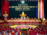 National Congress of Vietnam Buddhist Sangha to open