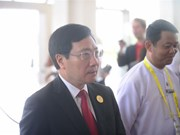 Vietnam urges building of vision for responsible ASEM
