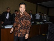 Indonesia's anti-graft body arrests lower house speaker