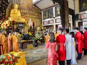 Vietnamese culture features Buddhist legacy