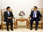 Deputy PM Vu Duc Dam lauds RoK-VN Forum for the Future