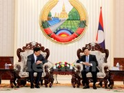 VOV General Director pledges to popularise image of Laos