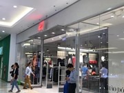 Foreign brands up the ante in fashion market