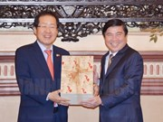 HCM City vows to facilitate RoK's business and education