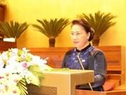 Top legislator to visit Singapore, Australia