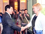 Vietnam, Sweden to establish sectoral strategic partnerships