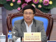 Vietnam cables sympathy message over Pohang earthquake
