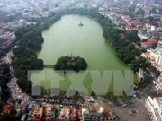 Hanoi to clean Hoan Kiem Lake by year end