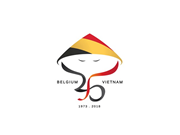 Student designs winning logo for Vietnam-Belgium ties