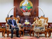 Lao top legislator lauds Vietnamese-Lao judicial cooperation
