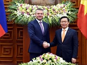 Deputy PM: Vietnam develops ties with Slovakia