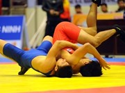Vietnam triumphs at regional wrestling champs