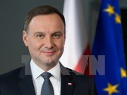 Polish President and spouse begin State visit to Vietnam