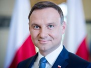 Polish President meets former Vietnamese students in Poland