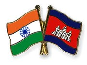 Cambodia, India enhance defence cooperation