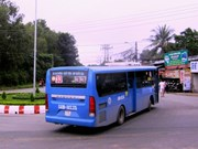 HCM City to pilot high-quality buses on two routes