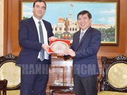 HCM City wants to cooperate with Israel in various fields