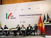 Italians hope to boost trade with Vietnam