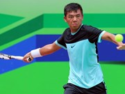 Ly Hoang Nam among world top 500 tennis players