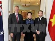 Vietnam deepens relations with Australia