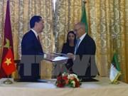 Vietnam, Algeria tighten bilateral relations