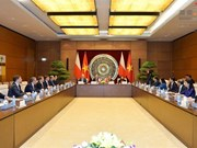 Vietnam, Poland forge friendship parliamentarians' cooperation