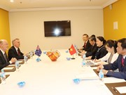 NA leader pledges to support VN, Australia friendship organisations