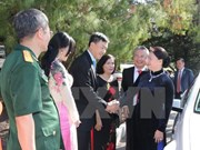 NA leader meets with Vietnamese people in Australia