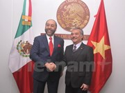 Mexico parliament values ties with Vietnam