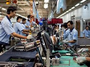 Hanoi reports 8.5 percent rise in industrial production in Nov