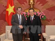 Vietnam, Canada forge legislative ties