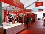 Vietnam-China int'l tourism fair opens in Mong Cai city
