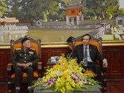 Lao veterans welcomed in Hanoi