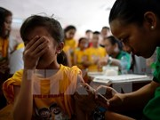 Philippines suspends dengue vaccine Dengvaxia