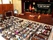 Ho Chi Minh City People's Council convenes sixth session
