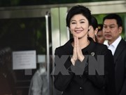 Thai ex-PM Yingluck yet to have UK passport: official