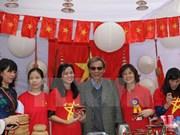 Vietnam participates in charity fair in India