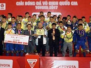 Thanh Hoa to compete at AFC Champions League