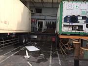 Vietnamese worker injured in compressor explosion in Taiwan