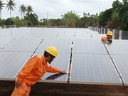 Can Tho city puts focus on solar power