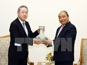 PM promises optimal conditions to Korean investors