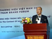 Vietnamese firms urged to step up brand development
