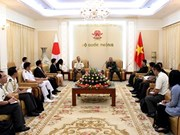 Vietnam treasures defence partnership with Japan